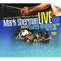 Mike Sherman Quintet Live At Sweet Rhythm NYC