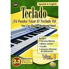 Teclado 1: 2 in 1 Bilingual