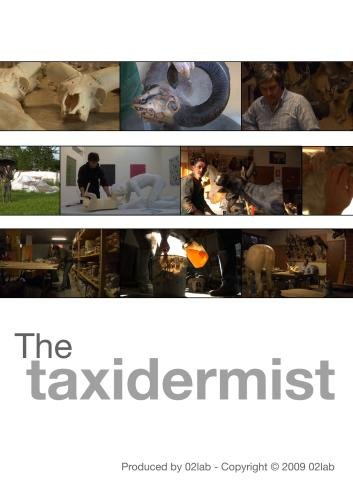 The taxidermist