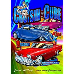 "2008 ""Cruisin' for a Cure"" Car Show DVD"