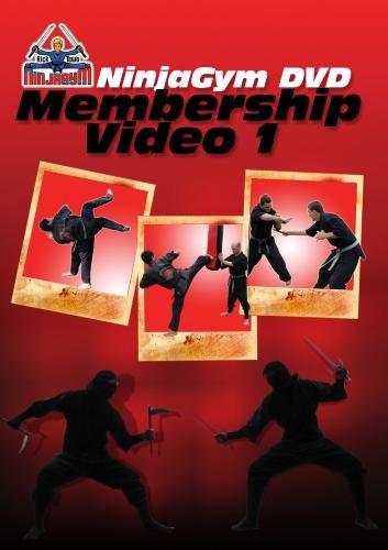 NinjaGym Membership DVD