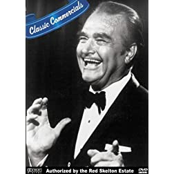 Red Skelton - Classic Commercials!