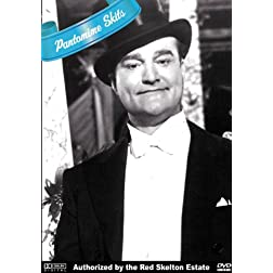 Red Skelton - Pantomime Skits!