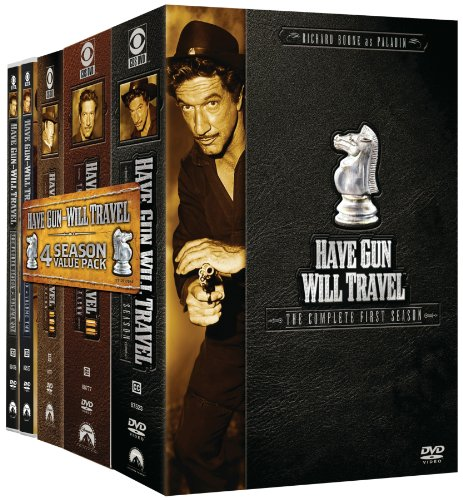Have Gun Will Travel: Seasons One-Four