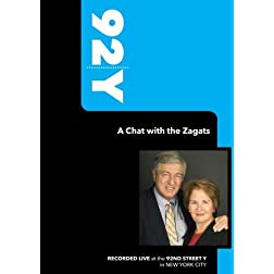 92Y-A Chat with the Zagats (March 10, 2009)