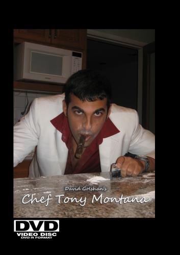 Chef Tony Montana