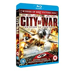 City of War: The Story of John Rabe [Blu-ray]