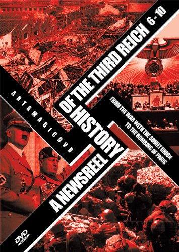 Newsreel History of the Third Reich 6-10 (5pc)