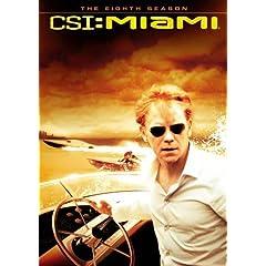 C.S.I.: Miami - The Eighth Season