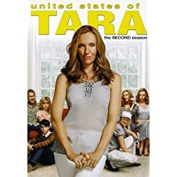 United States of Tara: The Second Season