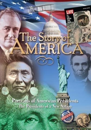 Portraits of American Presidents Part I