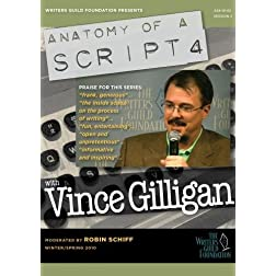 Anatomy of a Script 4 - Vince Gilligan