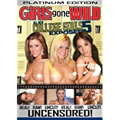 Girls Gone Wild: All New College Girls Exposed 5