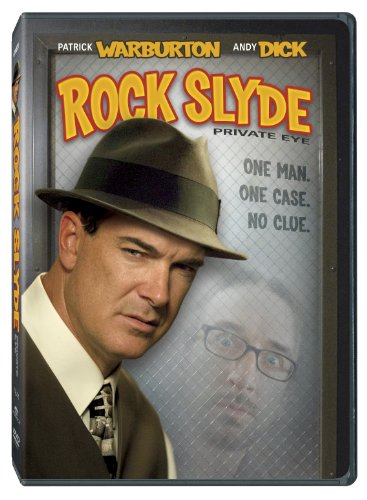 Rock Slyde Private Eye