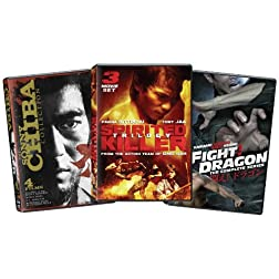Combo: Spirited Killer/Fight! Dragon/Sonny Chiba