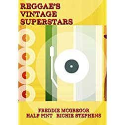 Reggae's Vintage Superstars