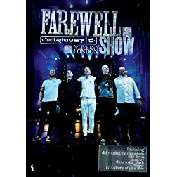 Farewell Show: Live in London [Blu-ray]