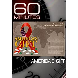 60 Minutes - America's Gift (April 4, 2010)