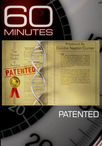 60 Minutes - Patented (April 4, 2010)