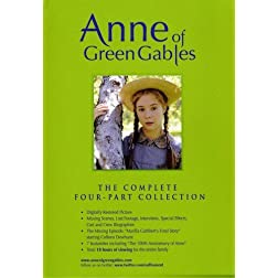 Anne of Green Gables: Complete Four-Part Coll