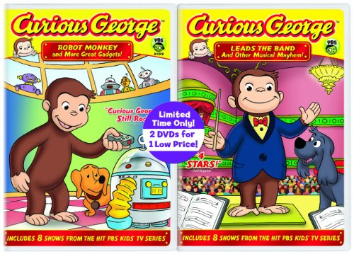 Robot Monkey & Leads the Band (2pc) (Full Btb)