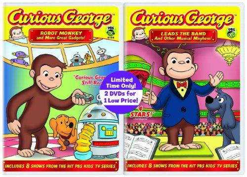 Robot Monkey & Leads the Band (2pc) (Full Btb)