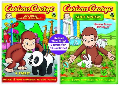 Zoo Night & Goes Green (2pc) (Full Btb)