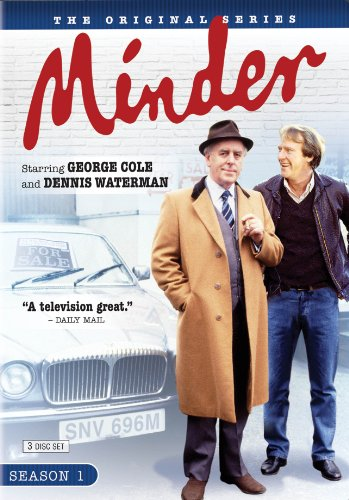 Minder - Season One
