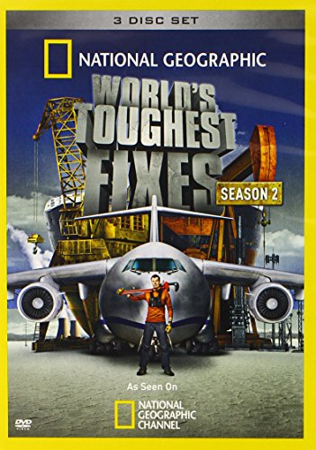 Worlds Toughest Fixes: Season Two