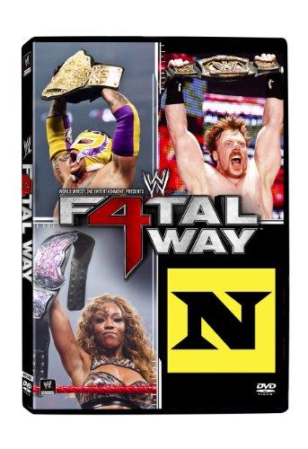 Fatal Four Way 2010