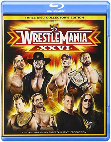 Wrestlemania 26 Collector's Edition [Blu-ray]