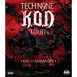 Kod Tour: Live in Kansas City [Blu-ray]