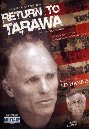 Return To Tarawa: The Leon Cooper Story
