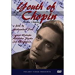 Youth of Chopin (Full Sub B&W)