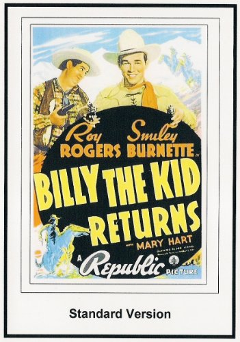 Billy The Kid Return