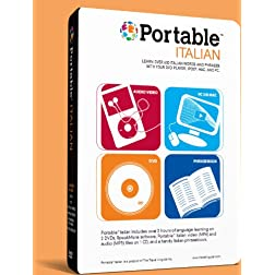 Portable Italian (Learn Italian Anywhere Anytime)