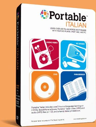 Portable Italian (Learn Italian Anywhere Anytime)