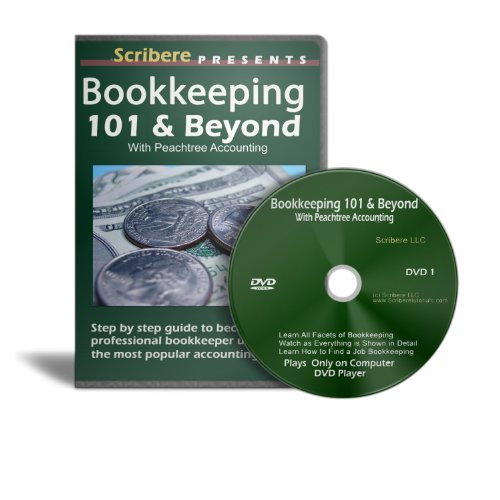 Bookkeeping 101 & Beyond with Peachtree Accounting