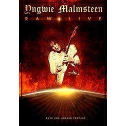Yngwie Malmsteen - Raw: Live