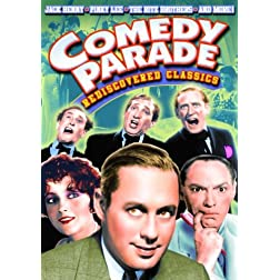Comedy Parade - Rediscovered Classic: What Ho Romeo (1929) / Dental Follies (1937) / Rhythm In A Night Court (1934) / Hotel Anchovy (1934) / The Memory Lingers On (1935)