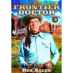 Frontier Doctor, Volume 3