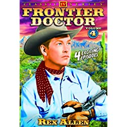 Frontier Doctor, Volume 4