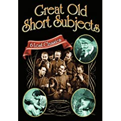 Great Old Short Subjects: Poetic Gems (1938) / Franz Liszt / Port Of Call (1934) / The Old Camp Ground (1935)