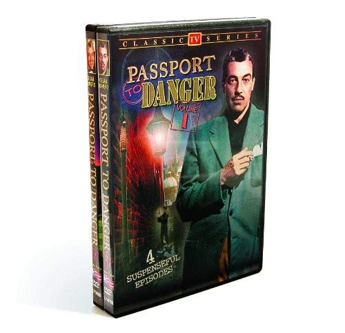 Passport To Danger, Volumes 1 & 2 (2-DVD)
