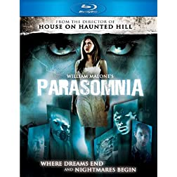 Parasomnia [Blu-ray]