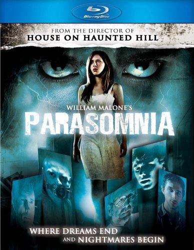 Parasomnia [Blu-ray]