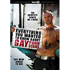 Everything You Wanted to Know About Gay Porn Stars