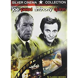 Joe Pesci Anthony Quinn (3pc)