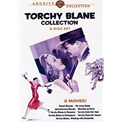 Torchy Blane Complete Movie Collection: Archive Collection