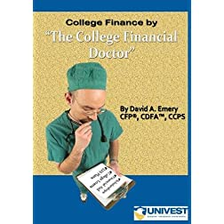 "College Finance by ""The College Financial Doctor"""